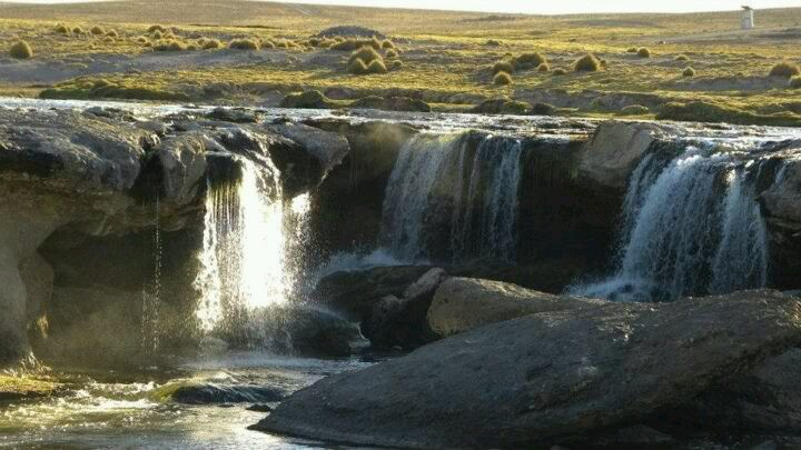Tacna Tours: Conchanchiri Waterfalls Tour. The best tourist packages in Peru and South America.