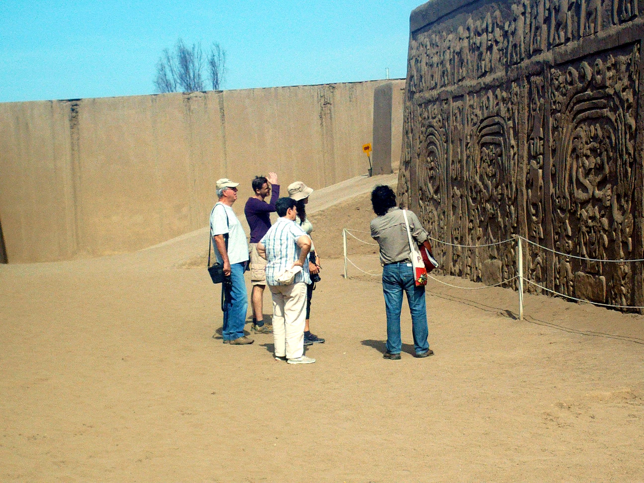 La Libertad Trujillo Tours: Trujillo City Tour + Huanchaquero Tour. The best tourist packages in Peru and South America.