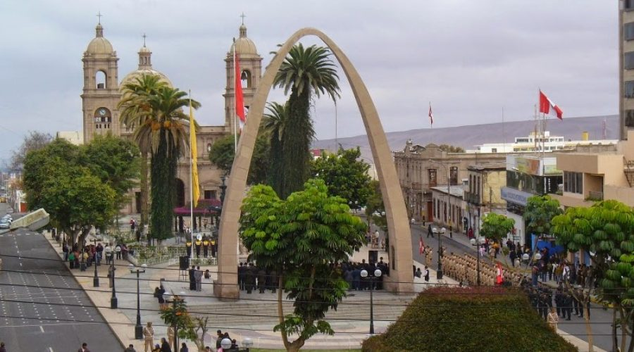Tacna Tours: City Tour Tacna. The best tourist packages in Peru and South America.