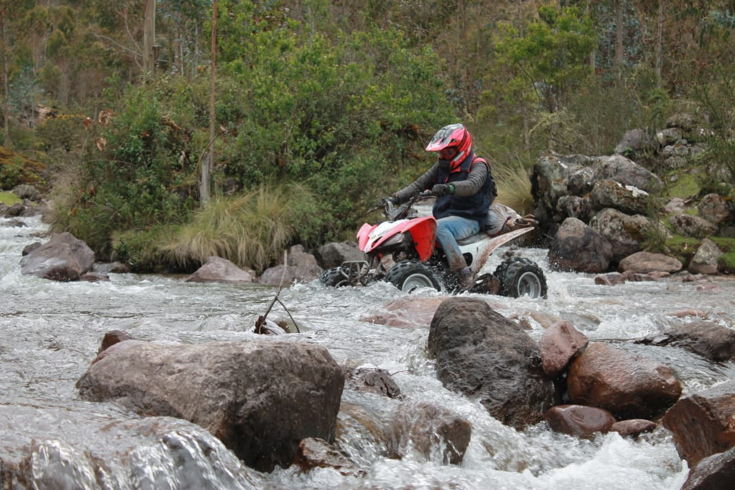 Adventure Tours with Leading Peru Travel Tours: Tour ATV – Circuit In The Lagoon Y Pumamarca-Cusco, Half Day. The best tourist packages in Peru and South America.