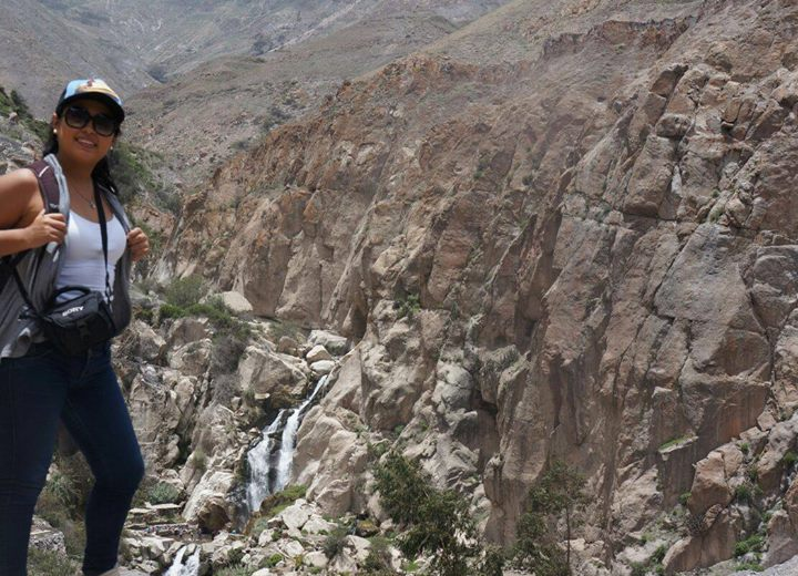 Tacna Tours: Trek Falls Panina Tacna. The best tourist packages in Peru and South America.
