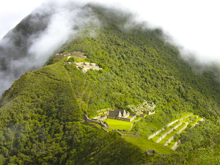 Adventure Tours Hiking to Machu Picchu Tours: Choquequirao  Trek 4Days/3Nights | Choquequirao Trekking Tour. The best tourist packages in Peru and South America.