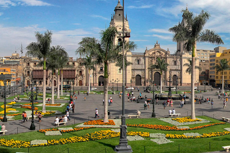 Lima Tours: Lima Colonial y Moderna. The best tourist packages in Peru and South America.