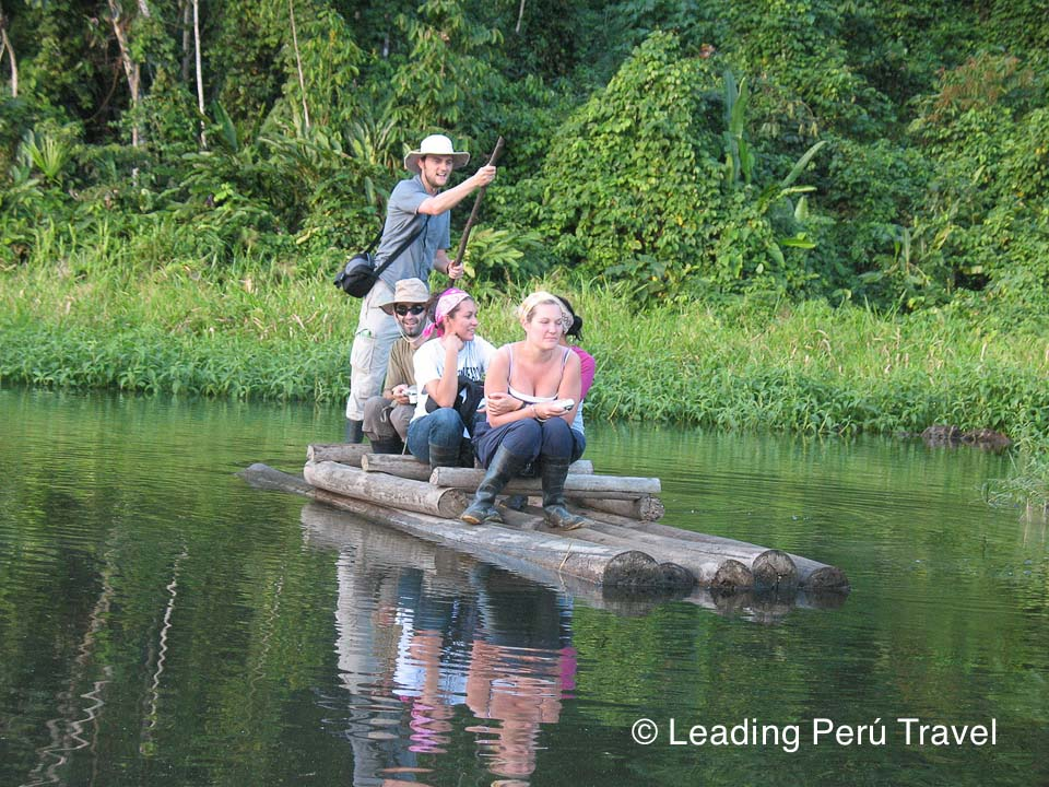 Leading Peru Expeditions to Amazon Tours: Manu National Park  8Days / 7Nights  trekking & camping, Peru. The best tourist packages in Peru and South America.