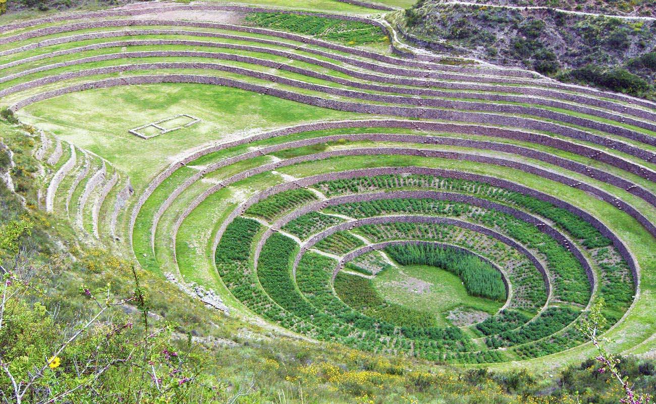 Cusco Tours: Tour in the Salt Mines of Maras and Moray Platforms. The best tourist packages in Peru and South America.