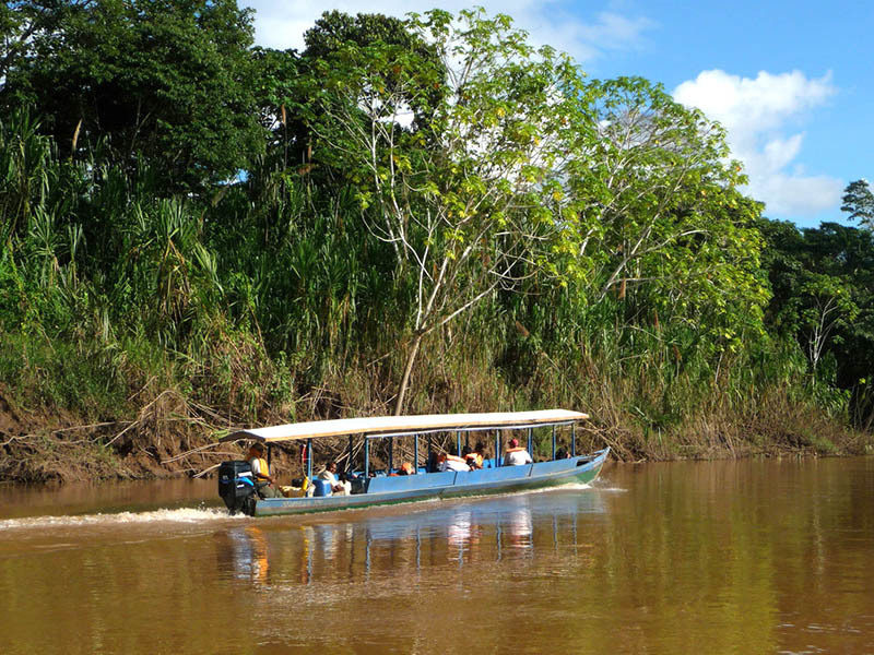 Madre de Dios Tours: Tambopata Adventure 3Day / 2Nights. The best tourist packages in Peru and South America.